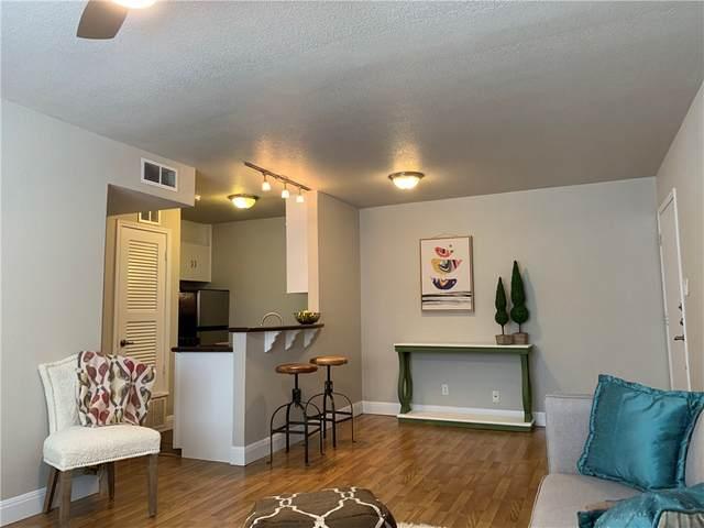 4306 Avenue A #104, Austin, TX 78751 (#2880362) :: Ben Kinney Real Estate Team
