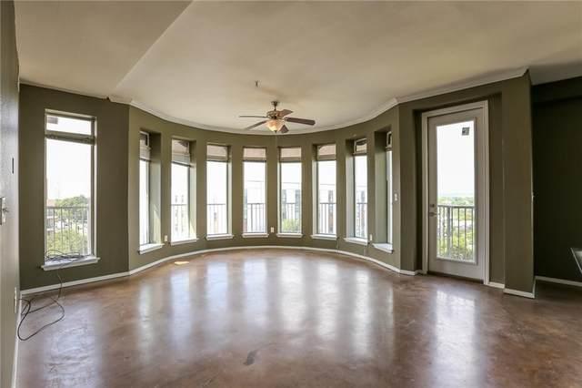 910 W 25th St #606, Austin, TX 78705 (#2881876) :: Ben Kinney Real Estate Team