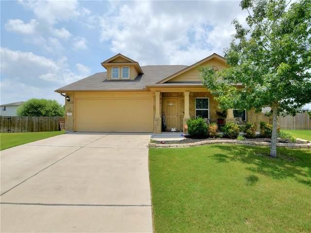 112 Wilson Ct, Hutto, TX 78634 (#2884684) :: Papasan Real Estate Team @ Keller Williams Realty