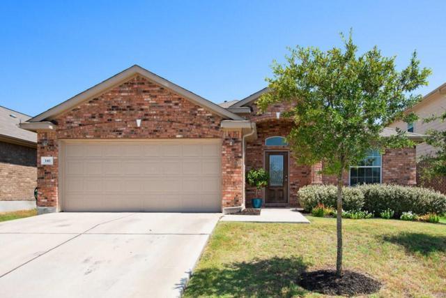 141 Razzmatazz Trl, Buda, TX 78610 (#2886467) :: Papasan Real Estate Team @ Keller Williams Realty