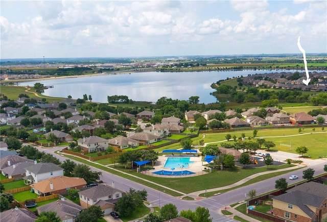 18005 Silent Harbor Loop, Pflugerville, TX 78660 (#2888456) :: Ben Kinney Real Estate Team