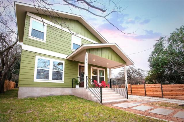 1203 Cometa St #1, Austin, TX 78721 (#2890777) :: Papasan Real Estate Team @ Keller Williams Realty