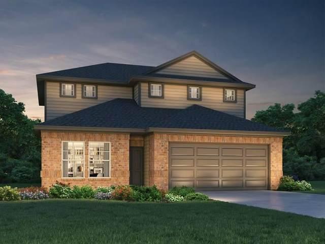 109 Creek Hollow Dr, Hutto, TX 78634 (#2890828) :: Papasan Real Estate Team @ Keller Williams Realty