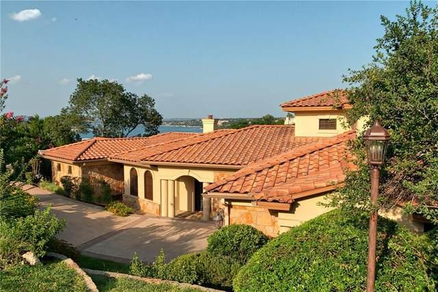 807 Mariner, Lakeway, TX 78734 (#2891917) :: Papasan Real Estate Team @ Keller Williams Realty