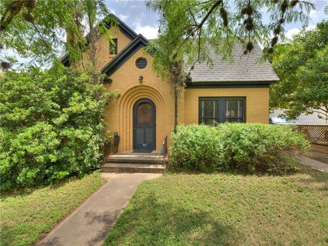804 Park Blvd, Austin, TX 78751 (#2892237) :: The Perry Henderson Group at Berkshire Hathaway Texas Realty