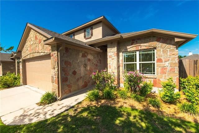 19005 Mangan Way, Pflugerville, TX 78660 (#2892620) :: Papasan Real Estate Team @ Keller Williams Realty