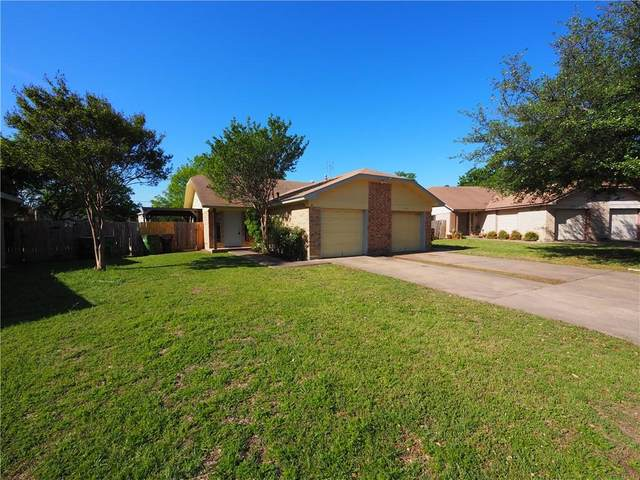 601 Misty Morning Way A & B, Round Rock, TX 78664 (#2893170) :: The Summers Group