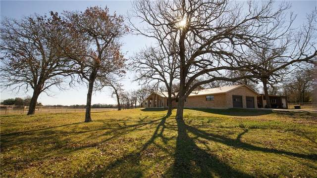 2002 Fm 2095, Cameron, TX 76520 (#2895446) :: Realty Executives - Town & Country