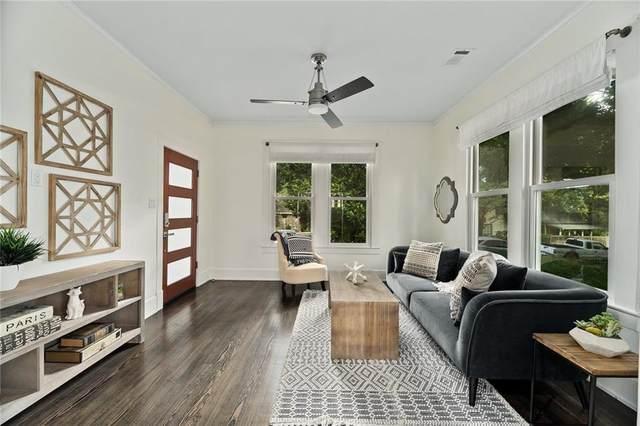 1811 Eva St, Austin, TX 78704 (#2896255) :: Papasan Real Estate Team @ Keller Williams Realty