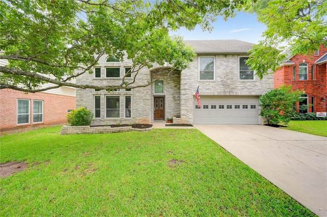 705 Ivy Ct, Round Rock, TX 78681 (#2898930) :: Front Real Estate Co.