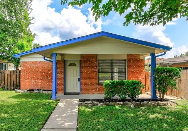 5629 Pinon Vista Dr, Austin, TX 78724 (#2901968) :: Papasan Real Estate Team @ Keller Williams Realty
