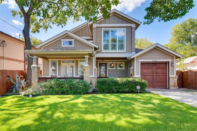 1405 W 51st St, Austin, TX 78756 (#2903679) :: Realty Executives - Town & Country