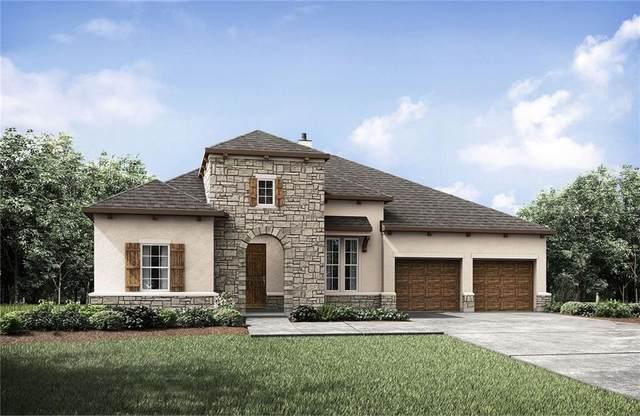 216 Houston Loop, Liberty Hill, TX 78642 (#2904220) :: Papasan Real Estate Team @ Keller Williams Realty