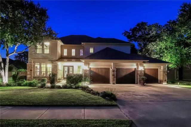 10509 Cannon Mark Way, Austin, TX 78717 (#2904446) :: Papasan Real Estate Team @ Keller Williams Realty