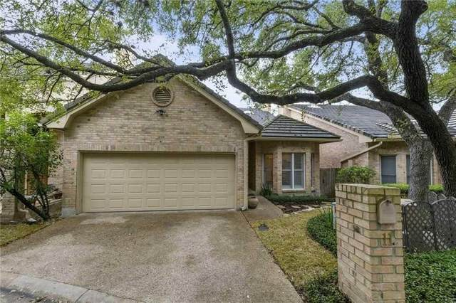 2203 Onion Creek Pkwy #11, Austin, TX 78747 (MLS #2904650) :: Green Residential