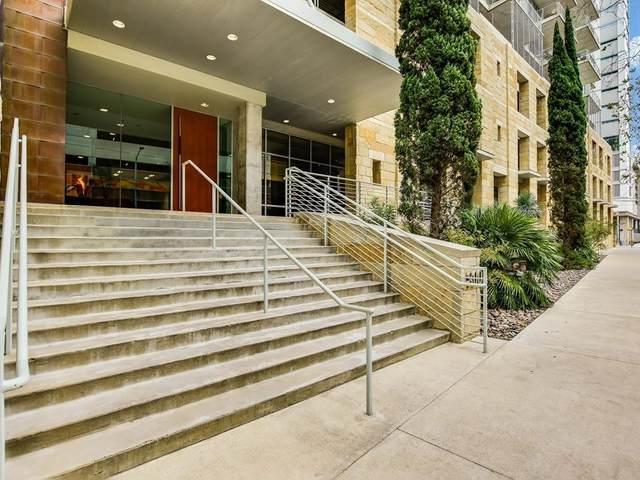800 W 5th St #704, Austin, TX 78703 (#2905775) :: Tai Earthman | Keller Williams Realty