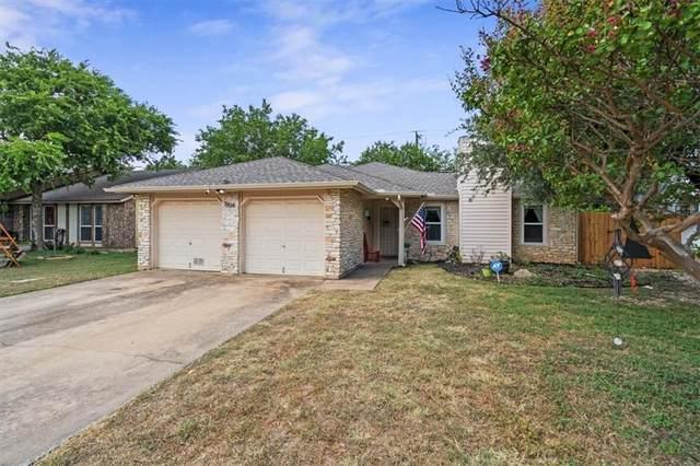 1804 Wagon Gap Dr, Round Rock, TX 78681 (MLS #2906740) :: Vista Real Estate