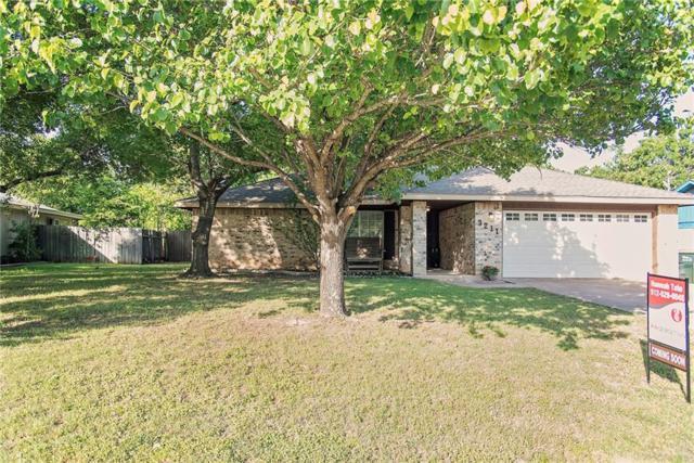 3211 Buffalo Springs Trl, Georgetown, TX 78628 (#2907356) :: Austin Portfolio Real Estate - Keller Williams Luxury Homes - The Bucher Group