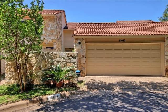 8406 Alta Mesa, Austin, TX 78759 (MLS #2907707) :: Vista Real Estate