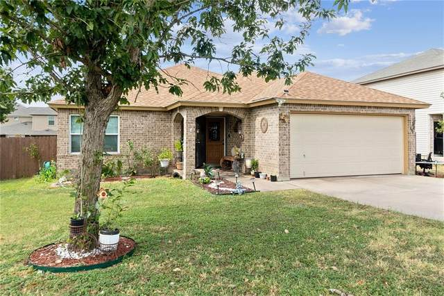 2910 Donnell Dr, Round Rock, TX 78664 (#2909162) :: Watters International