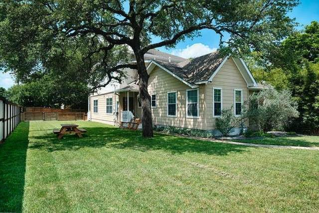 901 W Mary St A, Austin, TX 78704 (#2910418) :: The Perry Henderson Group at Berkshire Hathaway Texas Realty