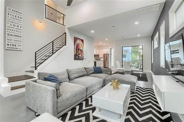 1709 Holly St, Austin, TX 78702 (#2910870) :: Papasan Real Estate Team @ Keller Williams Realty