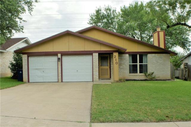 210 Clearday Dr, Austin, TX 78745 (#2913578) :: RE/MAX Capital City