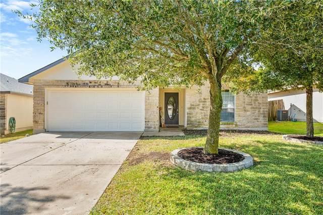 109 Engineers Pass, Jarrell, TX 76537 (#2913962) :: Papasan Real Estate Team @ Keller Williams Realty