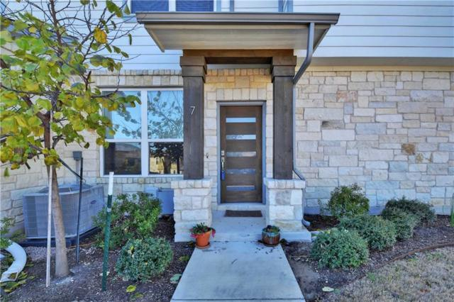 2101 Town Centre Dr #1907, Round Rock, TX 78664 (#2915363) :: Ana Luxury Homes