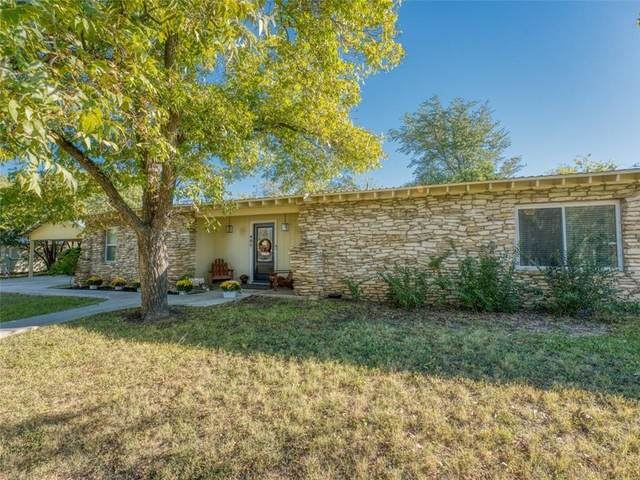 401 N Vanderveer St, Burnet, TX 78611 (#2917091) :: First Texas Brokerage Company