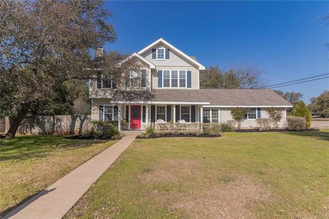 3028 Gabriel View Dr, Georgetown, TX 78628 (#2918015) :: Realty Executives - Town & Country