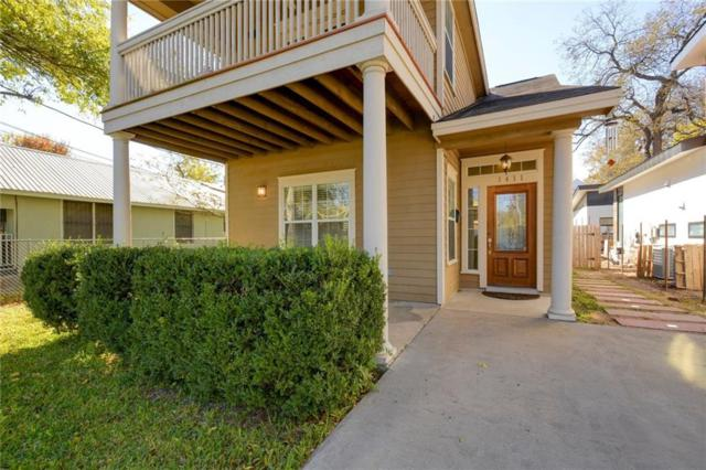 1411 E 3rd St, Austin, TX 78702 (#2918378) :: The Gregory Group