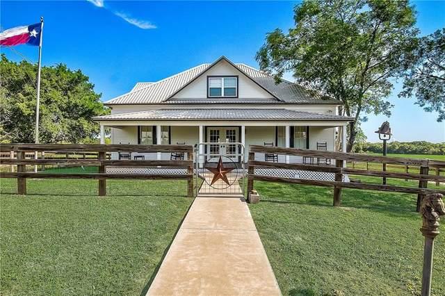 3311 Lidiak Rd, La Grange, TX 78945 (#2920098) :: RE/MAX IDEAL REALTY