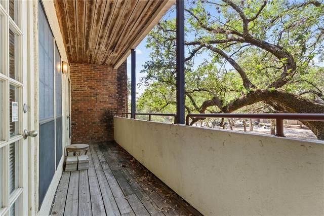 3001 Cedar St A-211, Austin, TX 78705 (MLS #2920696) :: Bray Real Estate Group