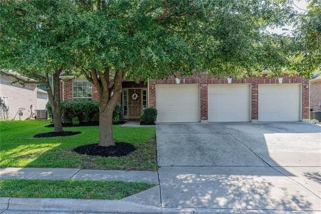 2129 Paradise Ridge Dr, Round Rock, TX 78665 (#2925007) :: Papasan Real Estate Team @ Keller Williams Realty