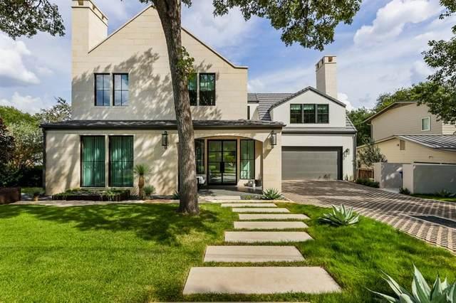 1007 Possum Trot St, Austin, TX 78703 (#2925563) :: Papasan Real Estate Team @ Keller Williams Realty