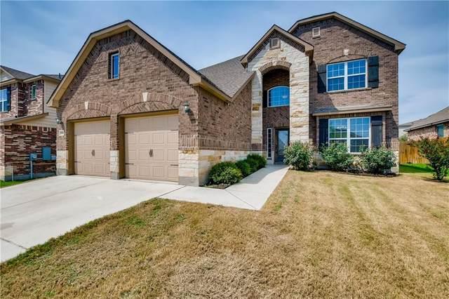 5860 Mantalcino Dr, Round Rock, TX 78665 (#2926719) :: Papasan Real Estate Team @ Keller Williams Realty