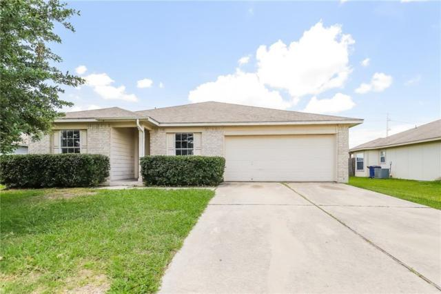 110 Holland St, Hutto, TX 78634 (#2926895) :: The Heyl Group at Keller Williams