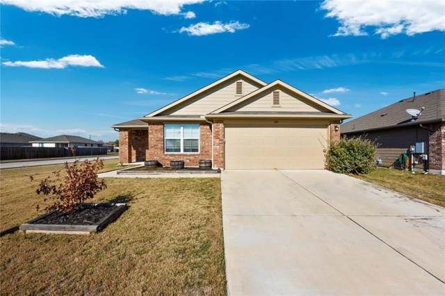 201 Camellia Dr, Hutto, TX 78634 (#2927168) :: The Perry Henderson Group at Berkshire Hathaway Texas Realty