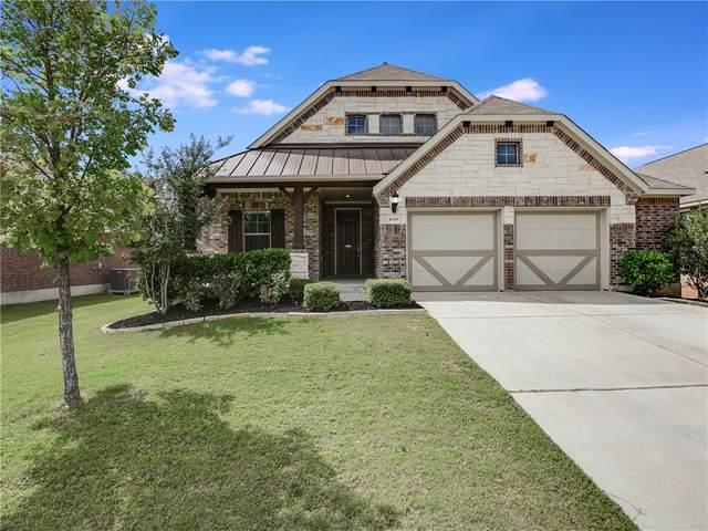 1008 Hartman Dr, Leander, TX 78641 (#2927392) :: Zina & Co. Real Estate