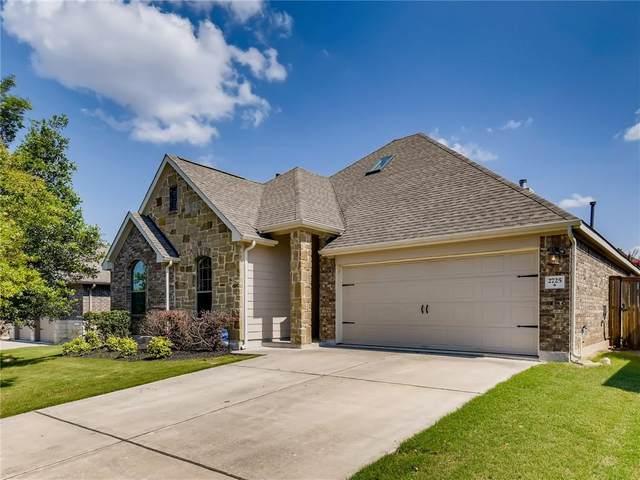 2725 Santa Cruz St, Round Rock, TX 78665 (#2932282) :: Watters International