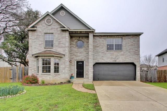 1308 Butch Gap Cv, Cedar Park, TX 78613 (#2937660) :: Magnolia Realty