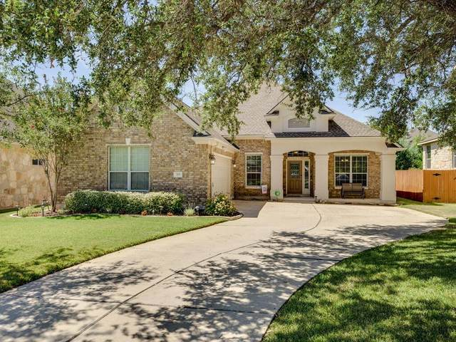 705 Arrowhead Trl, Cedar Park, TX 78613 (#2940729) :: Papasan Real Estate Team @ Keller Williams Realty