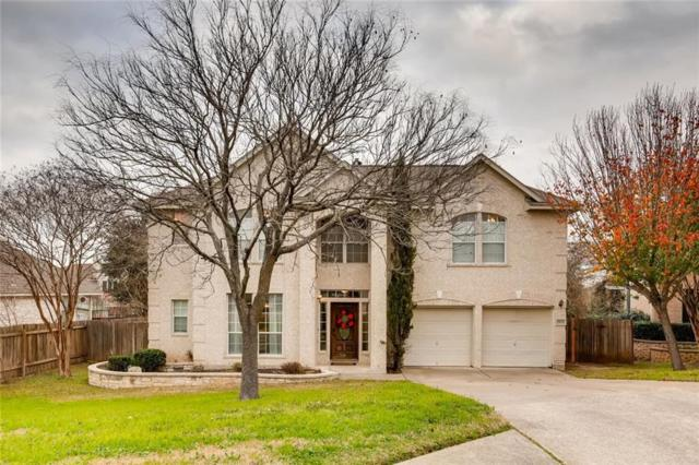 904 Cabriole Dr, Pflugerville, TX 78660 (#2942417) :: The Gregory Group