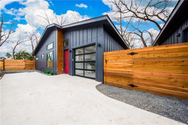 1123 1/2 Gunter St #2, Austin, TX 78702 (#2942955) :: Ana Luxury Homes