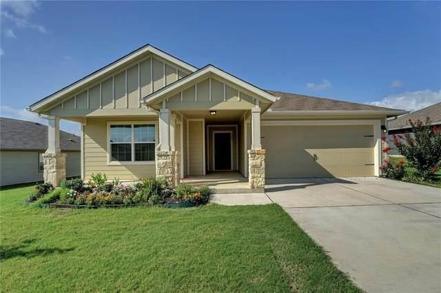 127 Denton Dr, Hutto, TX 78634 (#2946815) :: Papasan Real Estate Team @ Keller Williams Realty