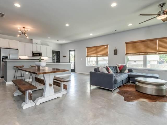 7601 Bethune Ave A, Austin, TX 78752 (#2947124) :: Zina & Co. Real Estate