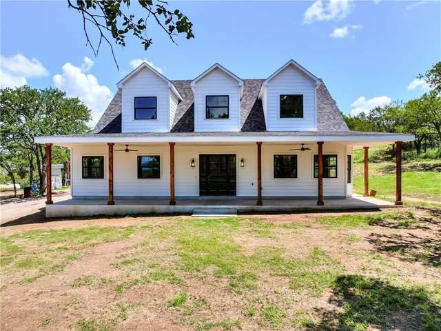 100 Timber Ridge Rd, Marble Falls, TX 78654 (#2948937) :: Papasan Real Estate Team @ Keller Williams Realty