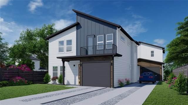 5709 Tura Ln #1, Austin, TX 78721 (#2949945) :: Ben Kinney Real Estate Team