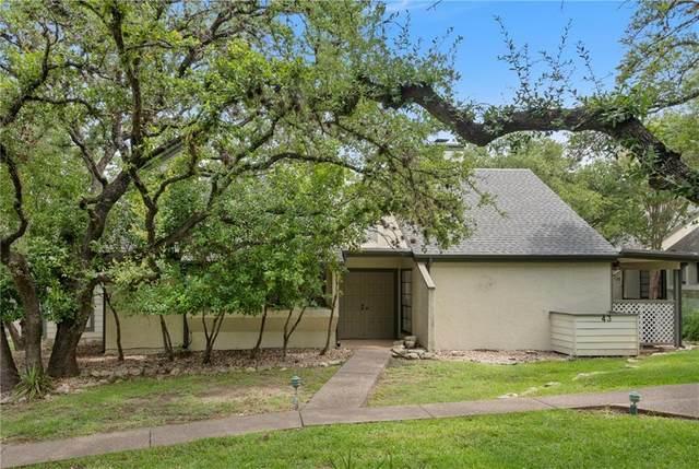 43 Casa Verde, Lakeway, TX 78734 (#2953036) :: Resident Realty